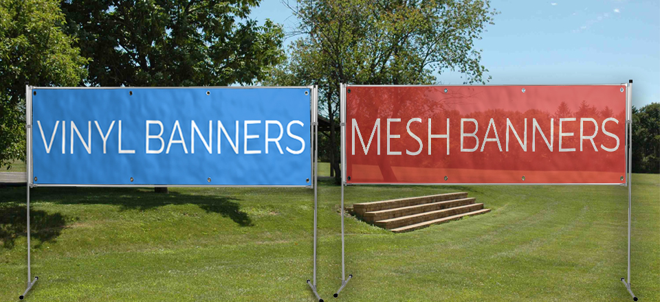 Benefits Of Mesh Banners Over Vinyl Banners Design Blog