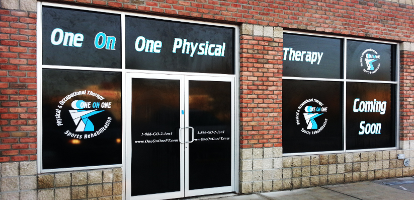 Window Wraps For Business Vinyl Window Graphics NYC Banners Expo - Window decals for business atlanta
